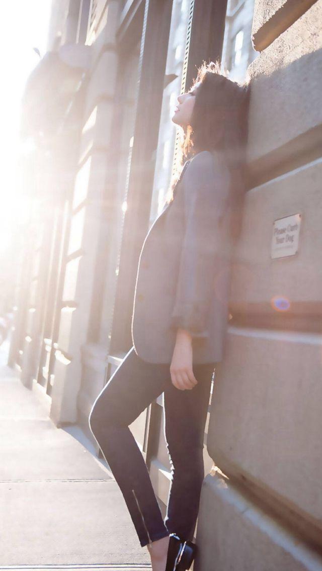 Street Photography Model Fashion Sunshine Cool  #iPhone #5s #wallpaper