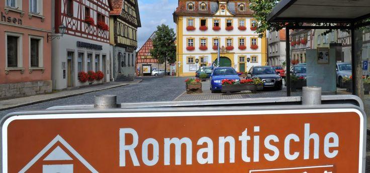 In Germania lungo la Strada Romantica, un itinerario suggestivo da Sud a Nord