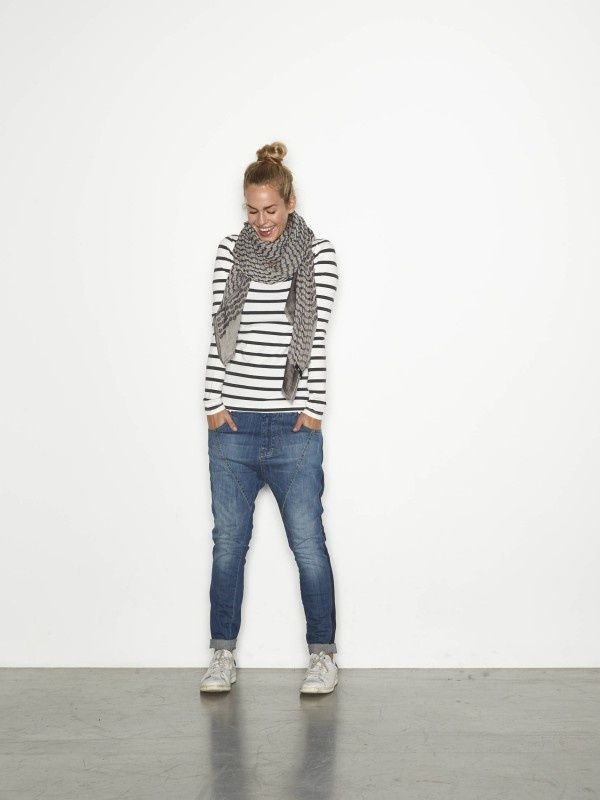 10Days - low waist skinny - denim wash | Pants | Loft