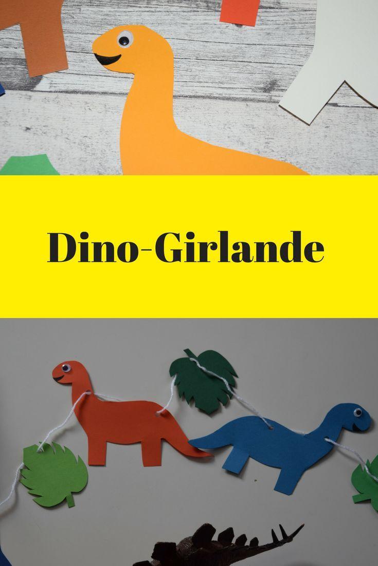passend zum film fünf freunde und das tal der dinosaurier haben wir einen dino …   – DIY Kinder: einfache Bastelideen für Kinder und Kleinkinder