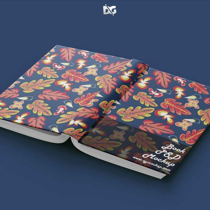 Creative Book Design Mockup by arunrameshimpex.deviantart.com on @DeviantArt