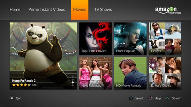 Amazon's Instant Video isn't just for watching blockbuster hits (or the occasional original series) any more; you can now use it to watch some of your uploaded movies. Cloud Drive access has been added to the Amazon Instant Video app, so you now have more options if you rip movie files.