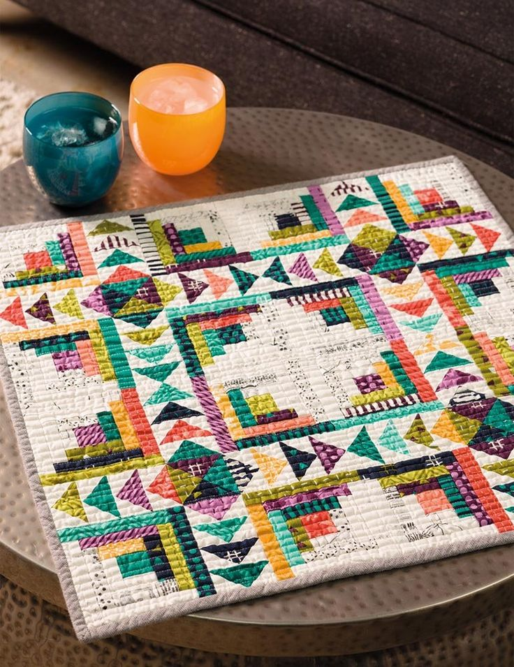 Moda All-Stars Mini Marvels: 15 Little Quilts with Big Style: Lissa Alexander…