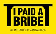 I Paid a Bribe | Uncover the market price of corruption in India