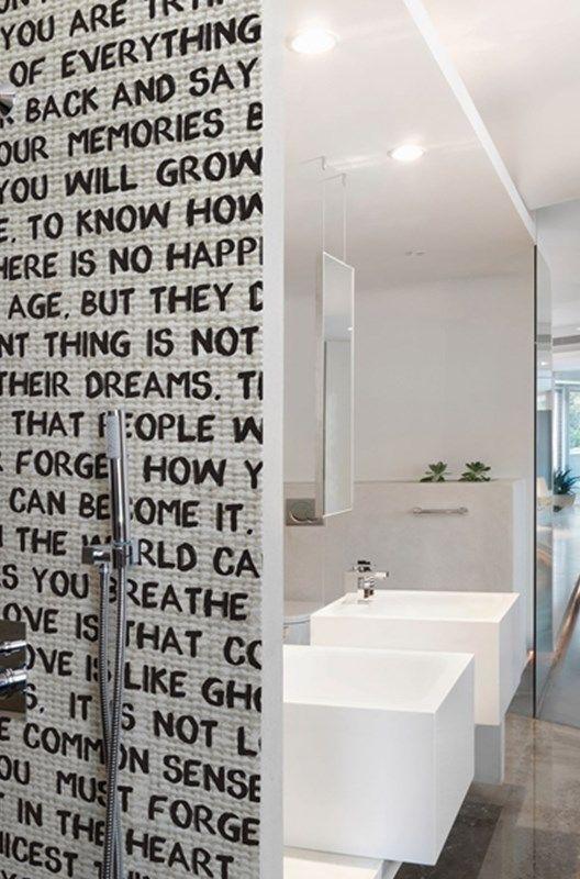Outdoor (or indoor) wallpaper by Wall&Deco