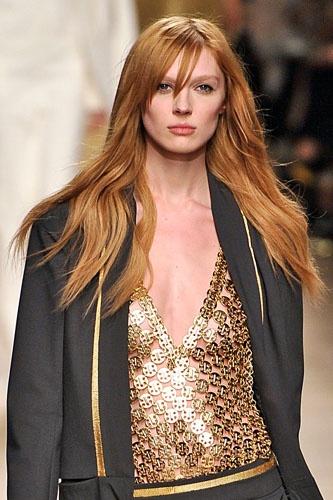 hair trends: red hair!!