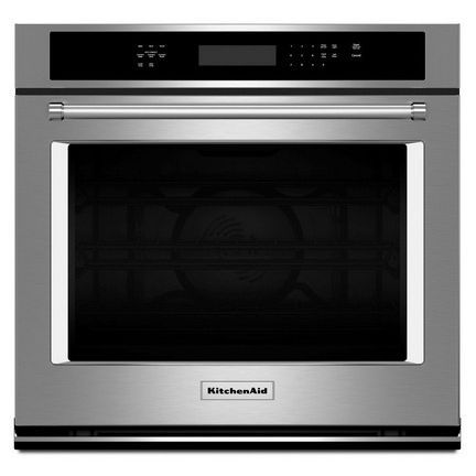 KOSE500ESS KitchenAid 30  Stainless Steel 5.0 cu. ft. Single Oven