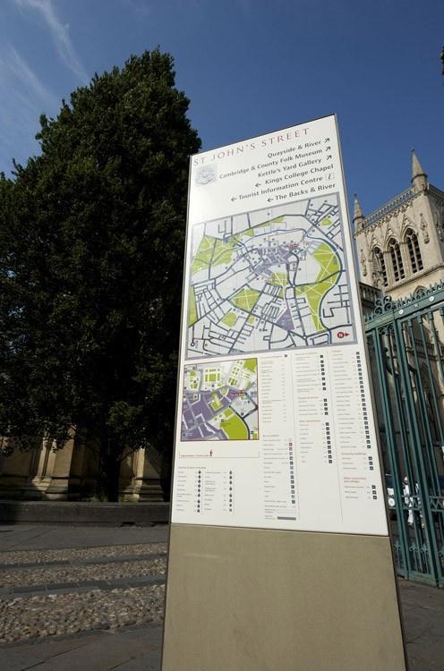 Cambridge City Centre by Woodhouse