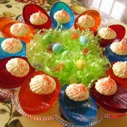 """Deviled Gelatin Eggs 