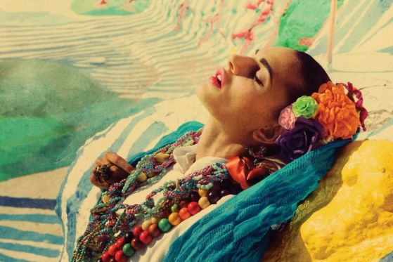 Anton Ismael - Fashion Photography - Frida Kahlo Bazaar - Photo 1
