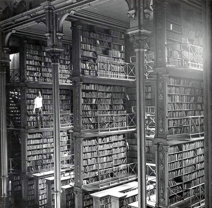 Старая публичная библиотека Цинциннати
