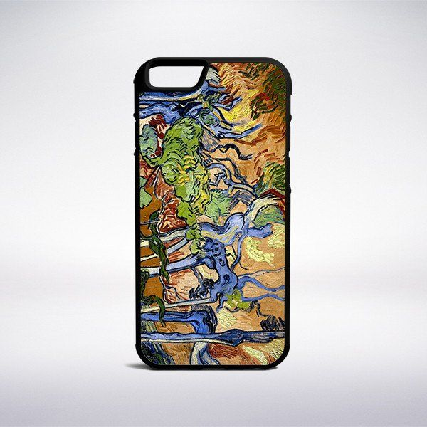 Vincent Van Gogh - Tree Roots Phone Case – Muse Phone Cases
