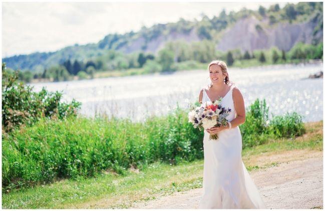 Scarborough Wedding | Bluffer's Park Marina | Melissa Avey Photography
