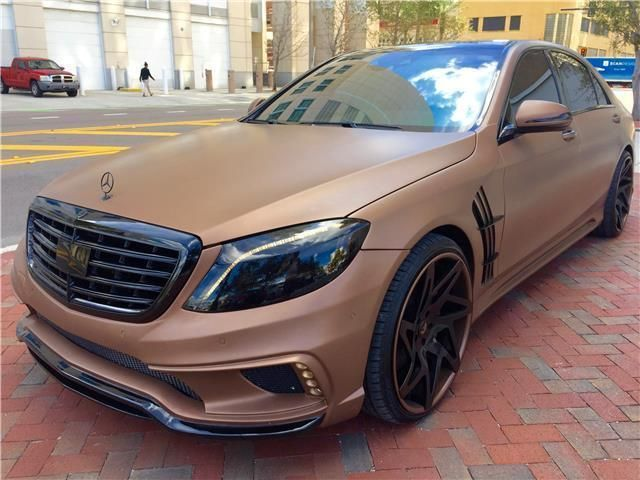 Cool Great 2014 Mercedes Benz S Class Custom S550 2014 Mercedes Benz S550 Black Bison Body Kit Cryptocurrency Ok