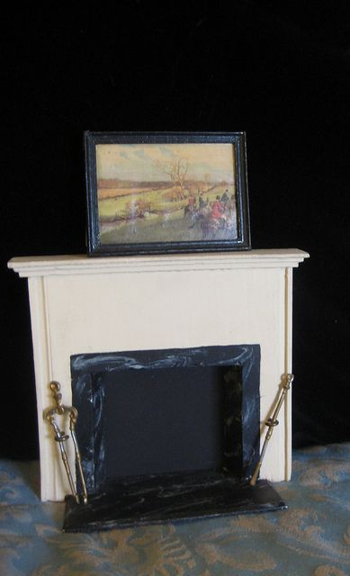 Tynietoy fireplace | Flickr - Photo Sharing!