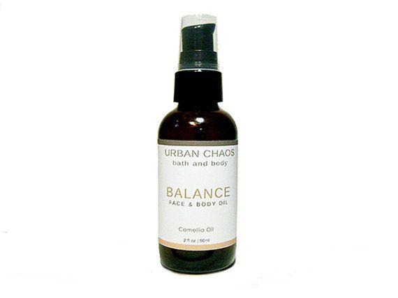 Organic Camellia Oil, Anti Aging Organic Face Moisturizer - 13.90€