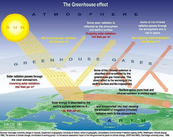 the significance of the greenhouse effect in the efforts against global warming And international efforts to tackle the problem of global greenhouse effect and global warming that all arguments against global warming.