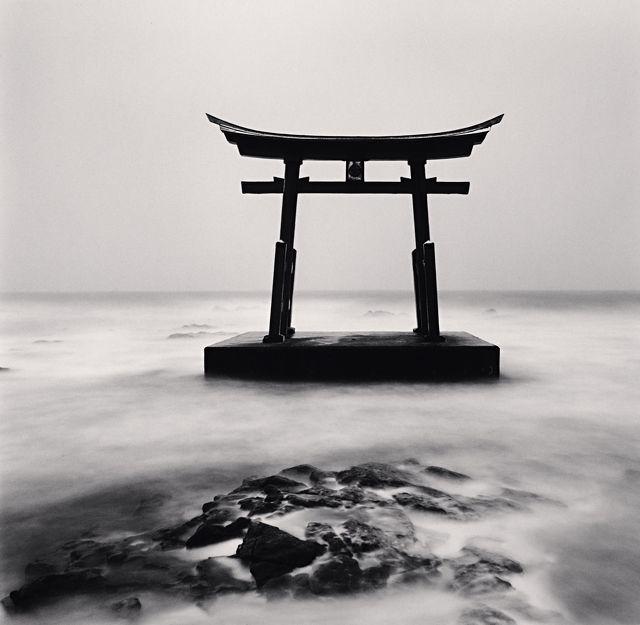 Torii Gate, Study 2, Shosanbetsu, Hokkaido, Japan. 2014