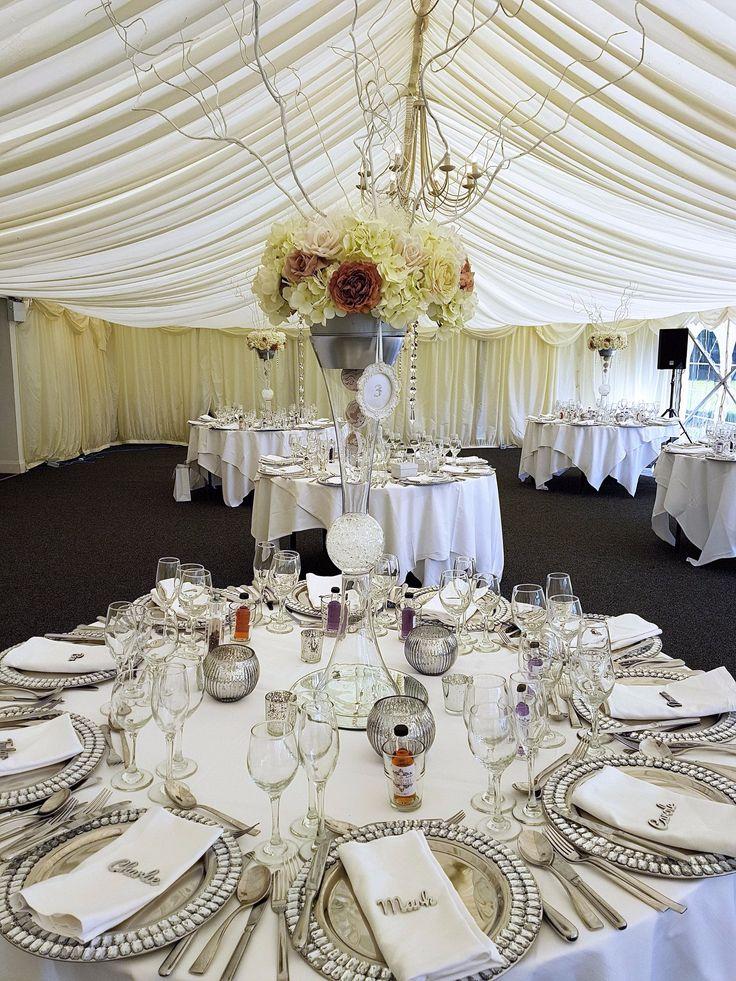 wedding reception at home ideas uk%0A The Parsonage at Dunmore Park Wedding Reception Decoartion