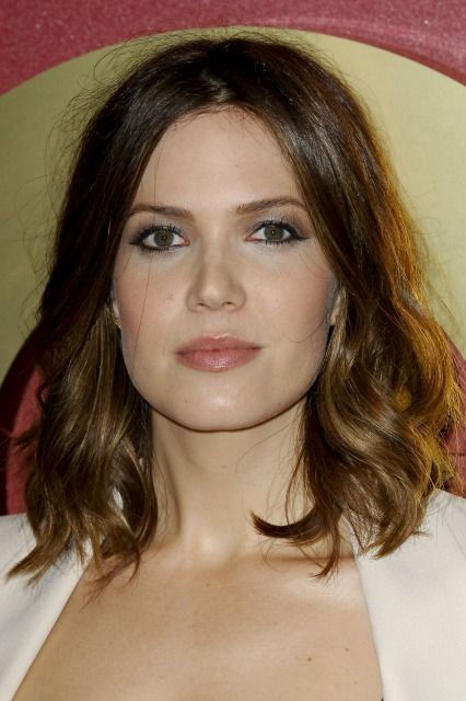 Mandy Moore makeup / hair