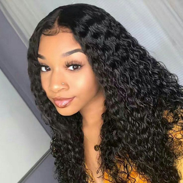 19++ Curly frontal wig hairstyles inspirations