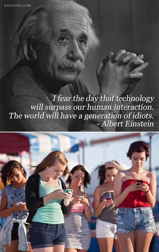 5 February 2016 I used to agree until I realised that technology ALWAYS LETS YOU DOWN!  Then, you need a bloody degree to fix it!