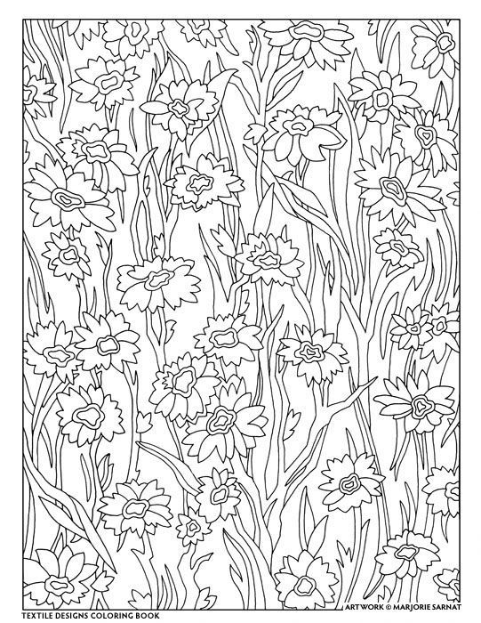 245 Best Images About Marjorie Sarnat Coloring On