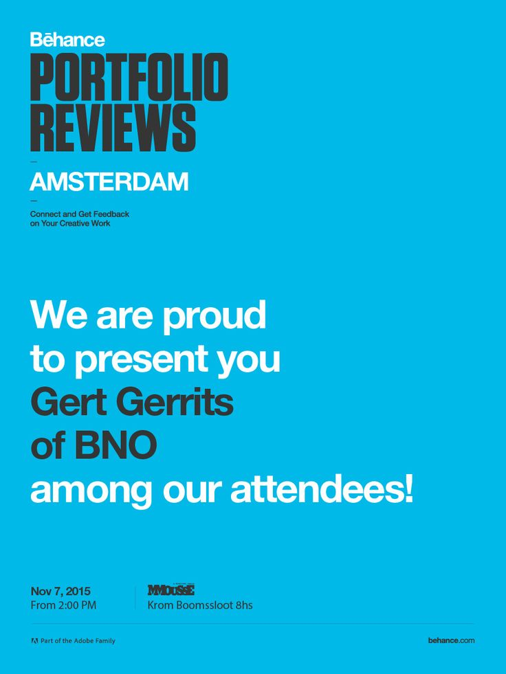 #GertGerrits, project manager at Beroepsorganisatie Nederlandse Ontwerpers (BNO), and member of the board of the European Illustrators Forum (EIF), joined us on Saturday at #BehanceReviews in #Amsterdam.  We are very happy and thankful for having him for the second year in a row. #Portfolio #BNO #BeroepsorganisatieNederlandseOntwerpers #November2015