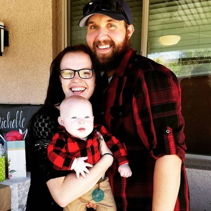Sister Wives Star Maddie Brown's Baby — See His Cutest Photos - In Touch Weekly