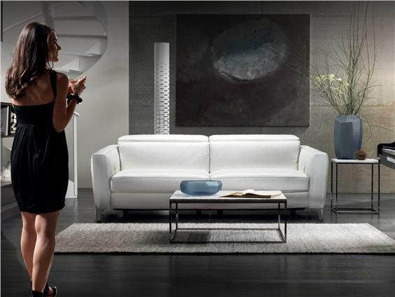 Natuzzi sofas volo 2821 furniture pinterest - Bazaar home decorating property ...