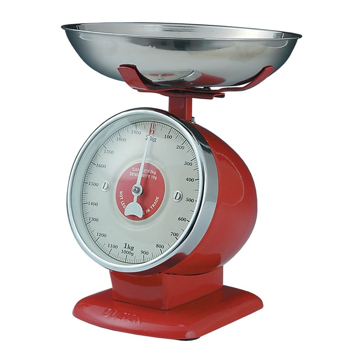 Stream Line Scales in Red $66.95 http://www.livingstyles.com.au/tbcart/pc/Best-Cooking-Tips-c1651.htm