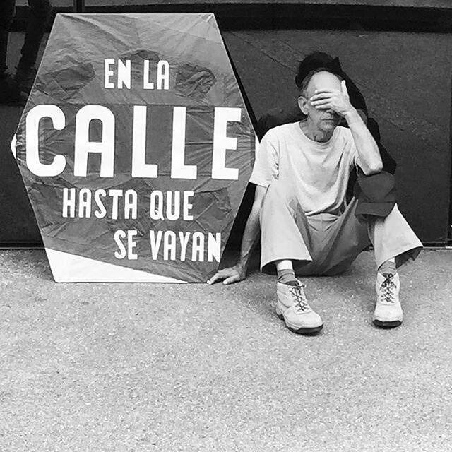 Con el corazón arrugado!  #Venezuela