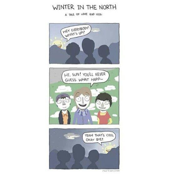 Arctic humor