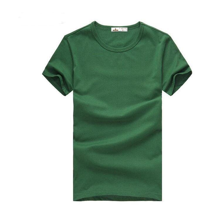 Pánské jednobarevné triko s krátkým rukávem zelené – VELIKOST L Na tento produkt se vztahuje nejen zajímavá sleva, ale také poštovné zdarma! Využij této výhodné nabídky a ušetři na poštovném, stejně jako to udělalo již …
