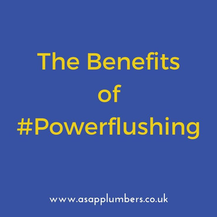We recommend keeping this warm this autumn 🔥 with a quick read of 'The Benefits of Powerflushing' 👍 #plumber #london