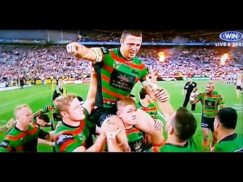 ▶ South Sydney win the 2014 NRL Grand Final - YouTube