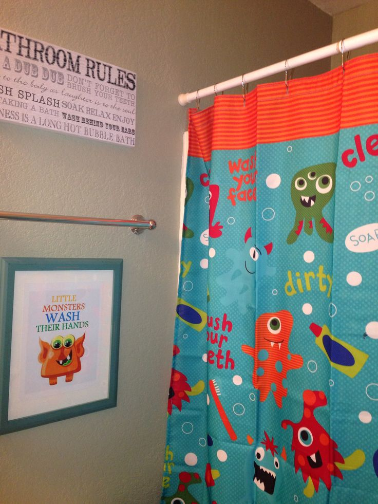 22 best Shower Curtains for Kids images on Pinterest | Kid ...