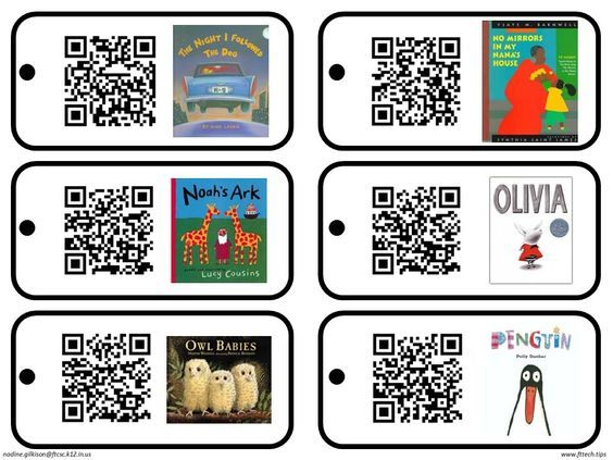 172 best qr code ideas images on pinterest listening centers download this free qr code activity to scan and view free videos of picture books read fandeluxe Gallery