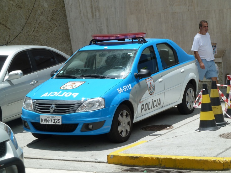 Rio de Janeiro Policia