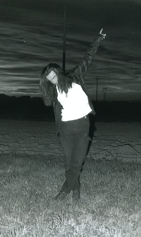 One night, One girl in the open countryside ... and the music in my head