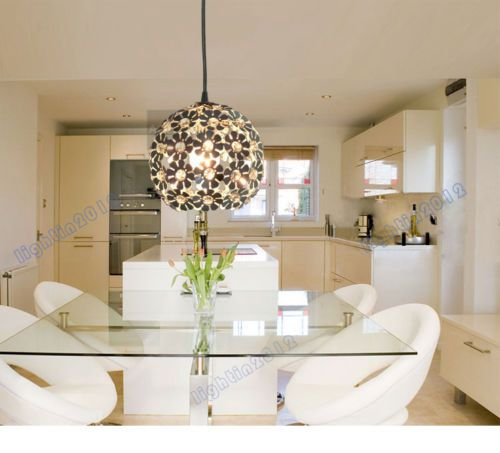 Dia 7 New Modern Flower Dinner Room Ceiling Pendant Lamp Lighting Chandelier