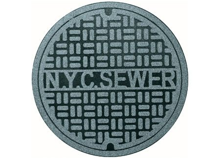 ninja turtles rug | New York City Sewer Floor Rug is the definition of Urban Design at One ...