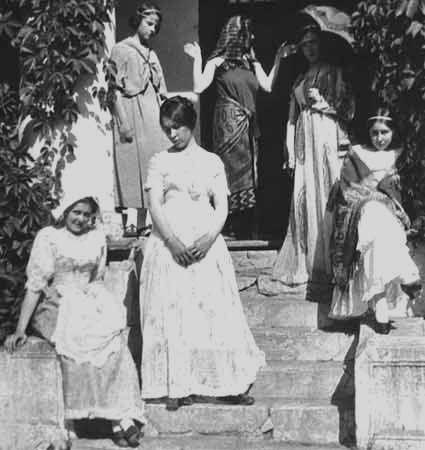 19 век... нет, уже не мода. Просто одежда. (Фото 20)