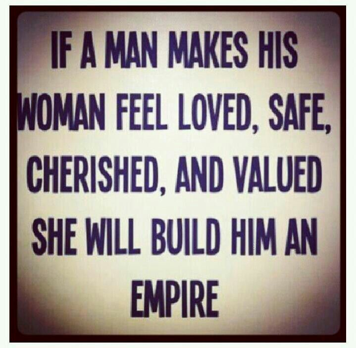 Any man who truly understands how a woman's mind works knows this is the truth!