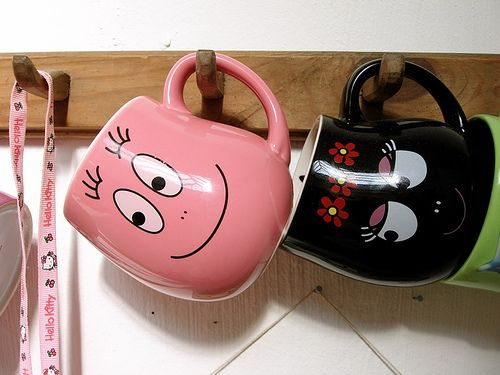 Barbapapa Mugs