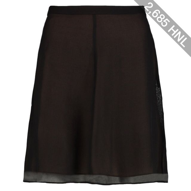 T by Alexander Wang - Silk-georgette Mini Skirt