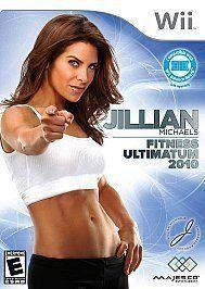 Jillian Michaels Fitness Ultimatum 2010 – Nintendo Wii