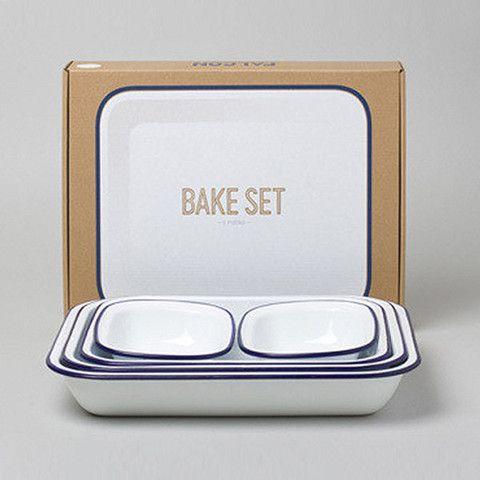 LET LIV - Falcon Bake Set
