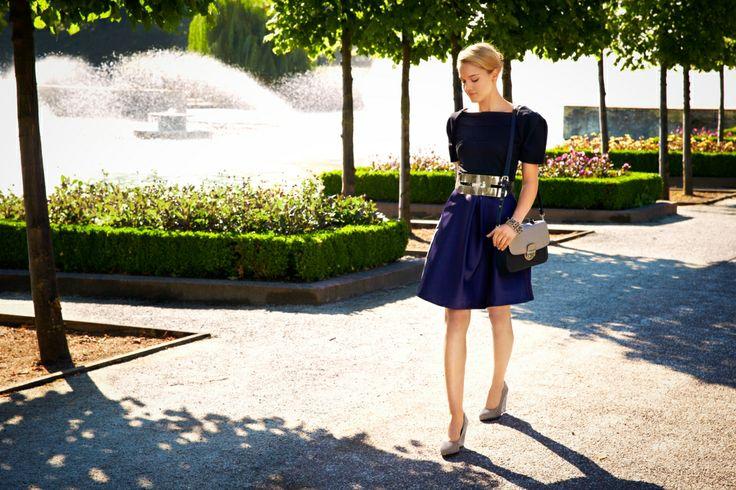 Bequeme Schuhe und 8,5cm Absätze? Dank der Clarks Plus Technologie und verschiedenen Schuhweiten kein Problem. Entdecken Sie unsere weiten Damenschuhe: http://www.clarks.de/de-de/features/weite-damenschuhe #FS14