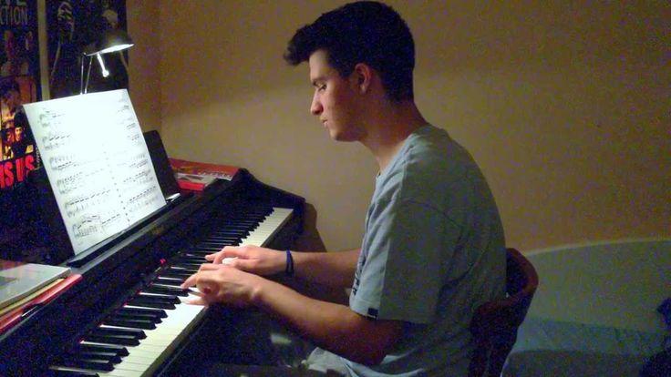 James Arthur - Recovery (Piano Cover)